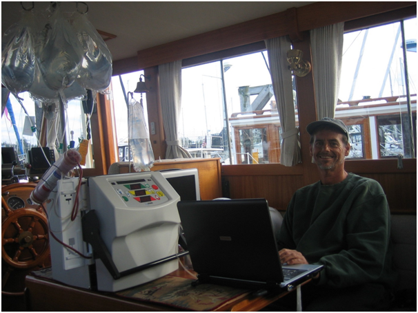 Advantage of home dialysis – a growing field