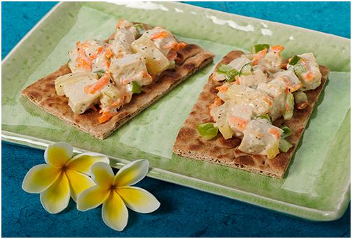 HAWAIIAN CHICKEN SALAD SANDWICH RECIPE